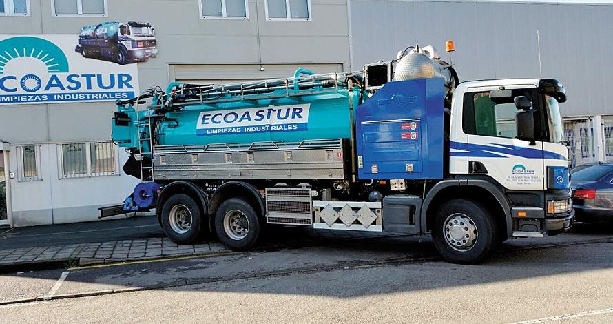 Ecoastur - camion